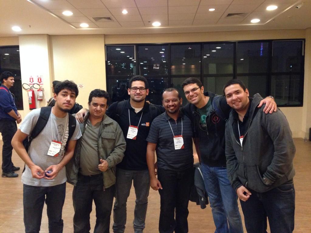 Guru-PA no RubyConf 2014